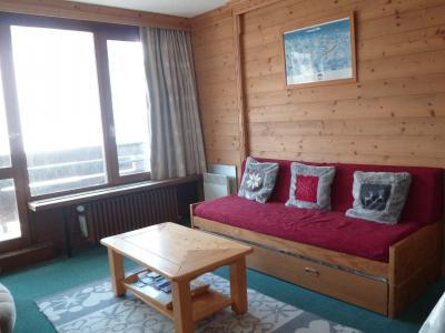 Location au ski Appartement 2 pièces 6 personnes (025) - Résidence le Pramecou - Tignes - Séjour