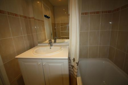 Rent in ski resort 2 room apartment 6 people (A9CL) - Résidence le Prariond A - Tignes - Bath-tub