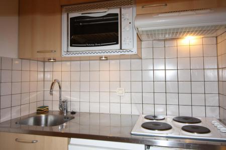 Location au ski Appartement 2 pièces 6 personnes (A9CL) - Résidence le Prariond A - Tignes - Table