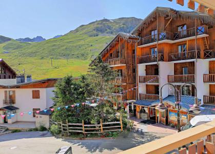 Location au ski Studio 4 personnes (106) - Résidence le Rosset - Tignes