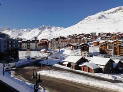 Vacances en montagne Appartement 2 pièces 4 personnes (004) - Résidence le Savoy - Tignes - Extérieur hiver