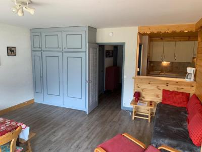 Rent in ski resort Studio 4 people (12ACL) - Résidence le Soleil - Tignes