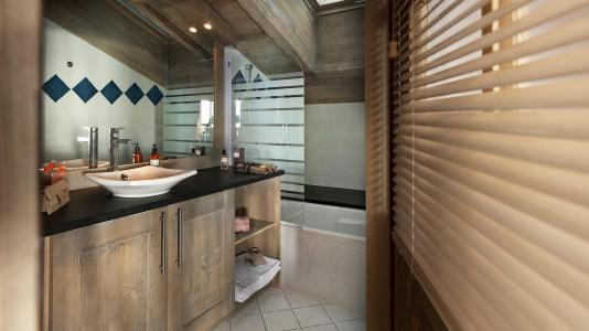 Rent in ski resort Résidence le Télémark - Tignes - Bathroom