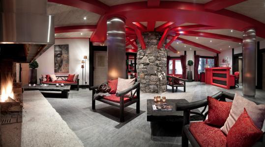 Rent in ski resort Résidence le Télémark - Tignes - Fireplace