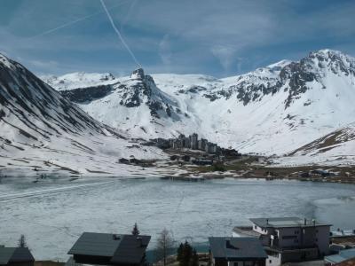 Location au ski Résidence les Armaillis - Tignes - Extérieur hiver