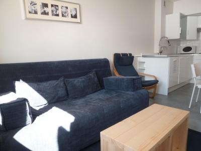 Location au ski Appartement 2 pièces 4 personnes (021) - Residence Les Armaillis - Tignes - Canapé