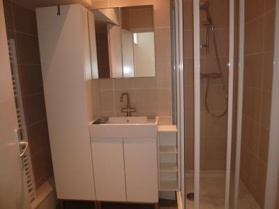 Location au ski Appartement 2 pièces 4 personnes (021) - Residence Les Armaillis - Tignes - Douche