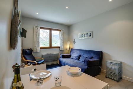 Location au ski Appartement 2 pièces 4 personnes (021) - Residence Les Armaillis - Tignes - Salle à manger