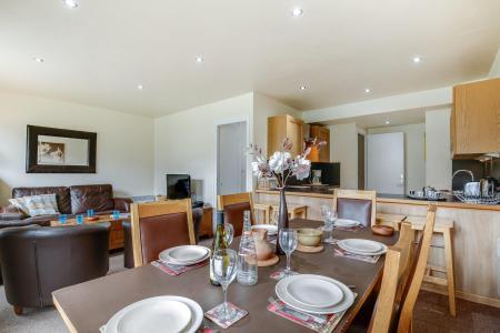 Location au ski Appartement 3 pièces 7 personnes (013) - Résidence les Armaillis - Tignes - Séjour