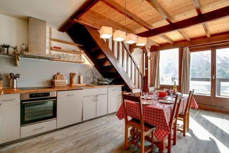 Location au ski Appartement 5 pièces 12 personnes (006R) - Résidence les Armaillis - Tignes - Cuisine