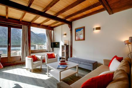 Location au ski Appartement 5 pièces 12 personnes (006R) - Résidence les Armaillis - Tignes - Séjour
