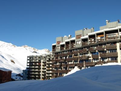 Location au ski Résidence les Grandes Platières II - Tignes - Extérieur hiver