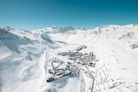 Location Tignes : Résidence les Hauts de Tovière B hiver