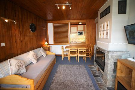 Rent in ski resort 2 room apartment 4 people (A6CL) - Résidence les Roches Rouges A - Tignes - Living room