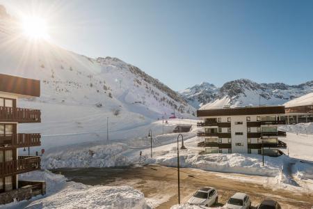 Location Tignes : Résidence les Roches Rouges A hiver