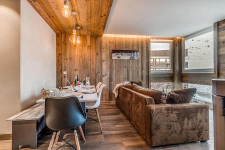 Rent in ski resort 3 room apartment 6 people (A18P) - Résidence les Roches Rouges A - Tignes