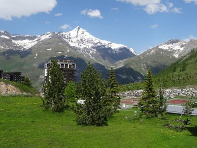 Alquiler al esquí Apartamento 4 piezas para 8 personas - Résidence les Roches Rouges A ou B - Tignes