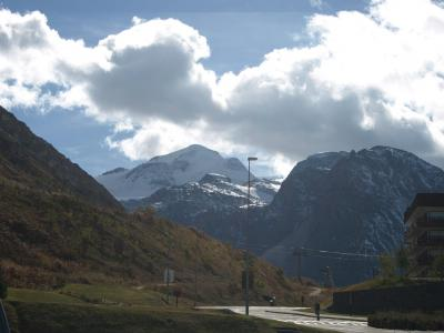 Alquiler al esquí Résidence les Roches Rouges A ou B - Tignes