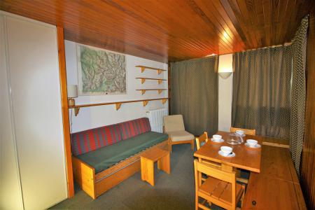 Rent in ski resort Studio sleeping corner 4 people (C6CL) - Résidence les Roches Rouges C - Tignes - Pull-out beds