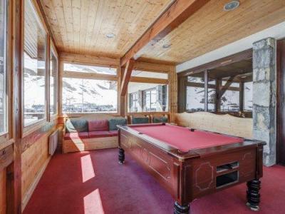 Location au ski Résidence Maeva Inter-Résidences - Tignes - Billard