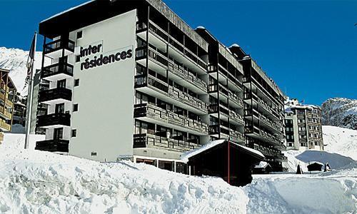 Location au ski Residence Maeva Inter-Residences - Tignes - Extérieur hiver