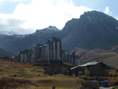 Location au ski Residence Moutieres B - Tignes