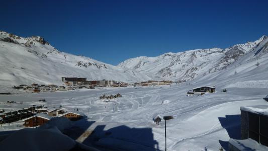 Location au ski Appartement 2 pièces 4 personnes (37) - Residence Moutieres B - Tignes - Extérieur hiver