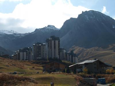 Location au ski Résidence Moutières B - Tignes