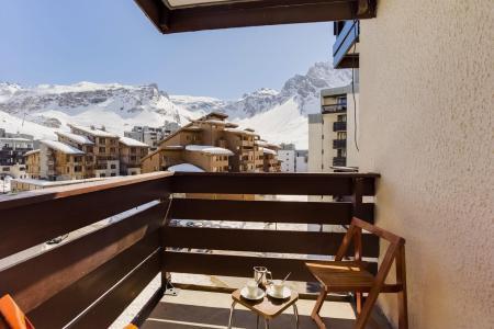 Location au ski Appartement 2 pièces 6 personnes (41) - Résidence Moutières B - Tignes - Extérieur hiver