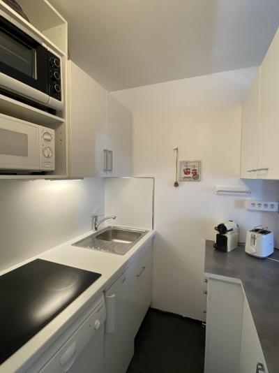 Location au ski Appartement 2 pièces 6 personnes (41) - Résidence Moutières B - Tignes - Cuisine