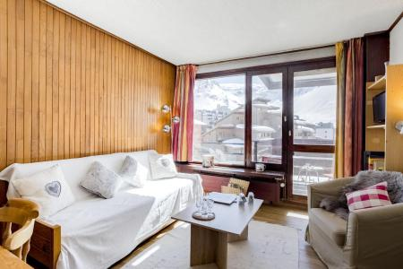 Location au ski Appartement 2 pièces 6 personnes (41) - Résidence Moutières B - Tignes - Séjour
