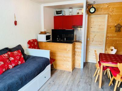 Location au ski Studio 4 personnes (31) - Résidence Moutières B - Tignes - Séjour