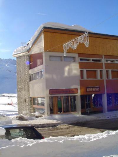Location au ski Résidence Neige et Soleil - Tignes