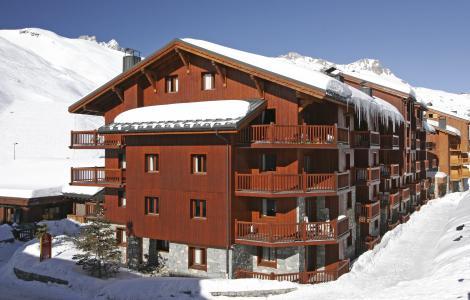 Location Tignes Val Claret : Résidence P&V Premium l'Ecrin des Neiges hiver