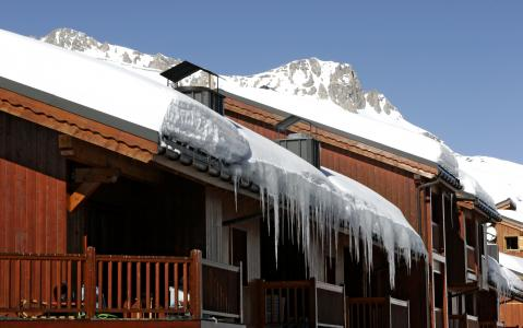 Location au ski Résidence P&V Premium l'Ecrin des Neiges - Tignes - Extérieur hiver