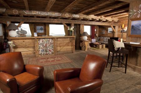 Location au ski Résidence P&V Premium l'Ecrin des Neiges - Tignes - Réception