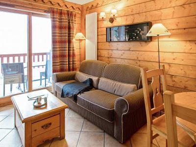 Location au ski Appartement 2 pièces 2-4 personnes - Résidence P&V Premium l'Ecrin des Neiges - Tignes