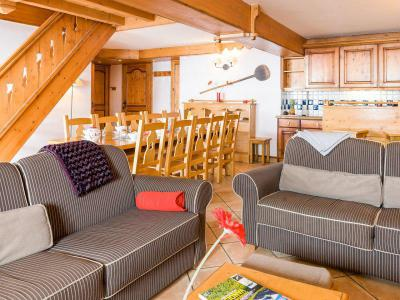 Location au ski Appartement 5 pièces 10 personnes (Exception) - Résidence P&V Premium l'Ecrin des Neiges - Tignes