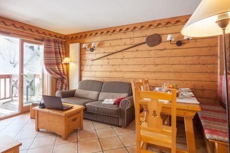 Location au ski Résidence P&V Premium l'Ecrin des Neiges - Tignes - Canapé