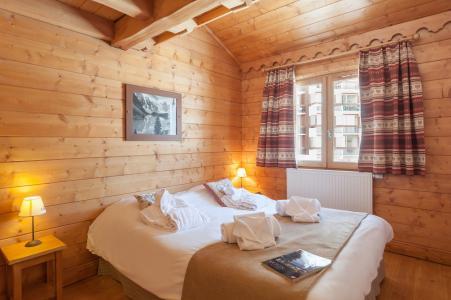 Location au ski Résidence P&V Premium l'Ecrin des Neiges - Tignes - Chambre mansardée
