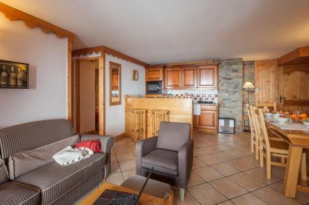 Rent in ski resort Résidence P&V Premium l'Ecrin des Neiges - Tignes - Kitchen