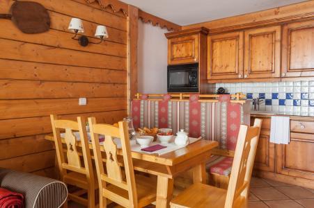 Location au ski Résidence P&V Premium l'Ecrin des Neiges - Tignes - Kitchenette