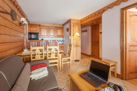 Rent in ski resort Résidence P&V Premium l'Ecrin des Neiges - Tignes - Living area