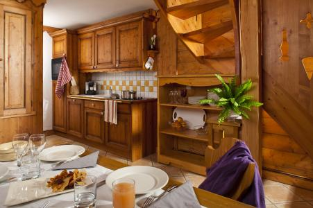 Location au ski Résidence P&V Premium l'Ecrin des Neiges - Tignes - Salle à manger