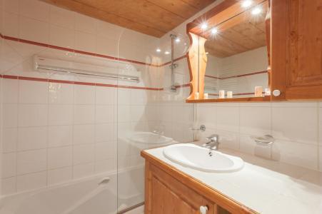 Location au ski Résidence P&V Premium l'Ecrin des Neiges - Tignes - Salle de bains