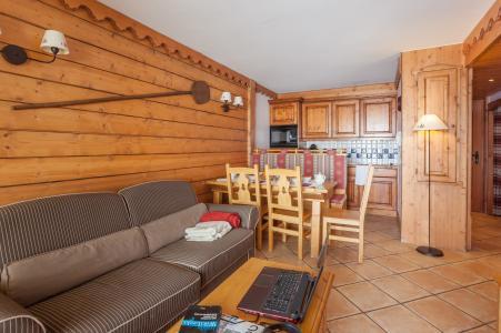 Location au ski Résidence P&V Premium l'Ecrin des Neiges - Tignes - Séjour
