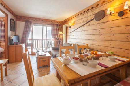 Location au ski Résidence P&V Premium l'Ecrin des Neiges - Tignes - Table