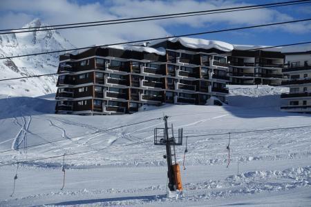 Location Tignes : Résidence Pontet A hiver