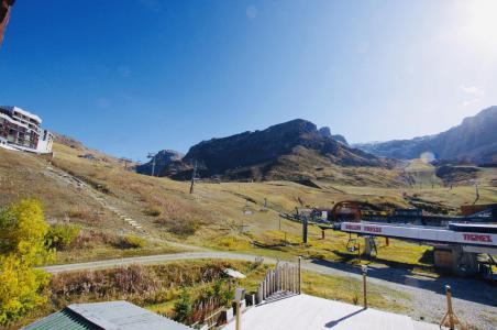 Rent in ski resort Studio cabin 4 people (180CL) - Résidence Rond Point des Pistes - Tignes