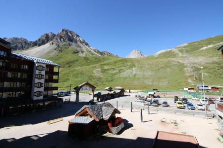 Rent in ski resort Studio cabin 4 people (106CL) - Résidence Rond Point des Pistes - Tignes